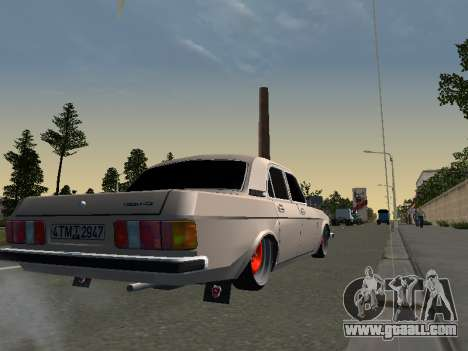 GAZ 3102 Stance for GTA San Andreas left view