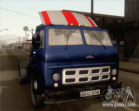 MAZ 504a for GTA San Andreas