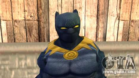 Black Panther for GTA San Andreas third screenshot