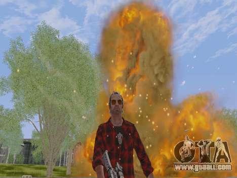 Trevor Phillips for GTA San Andreas third screenshot