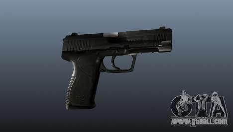 Semiautomatic pistol Taurus 24-7 for GTA 4 third screenshot