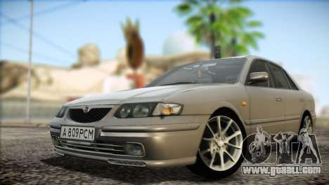 Mazda 626 for GTA San Andreas