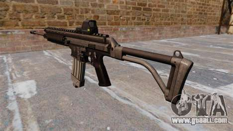 Robinson Armaments XCR Rifle for GTA 4 second screenshot