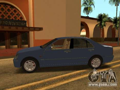 Toyota Progres for GTA San Andreas right view