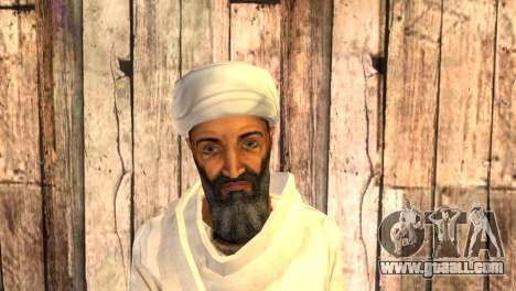 Usam Ben Laden for GTA San Andreas third screenshot