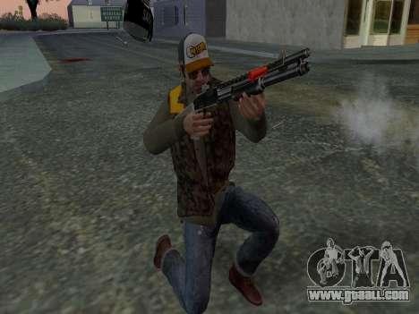 Trevor Phillips for GTA San Andreas tenth screenshot