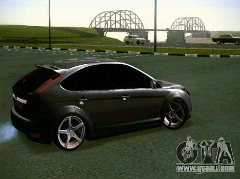 Ford Focus 2009 LT for GTA San Andreas right view