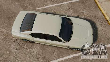 GTA V Bravado Buffalo STD8 v2.0 for GTA 4 right view