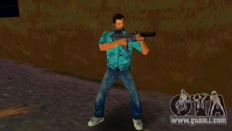 PM-98 Glauberite for GTA Vice City third screenshot