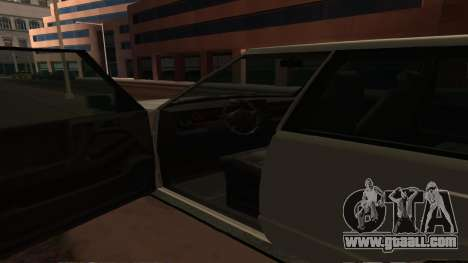 Baller GTA 5 for GTA San Andreas upper view
