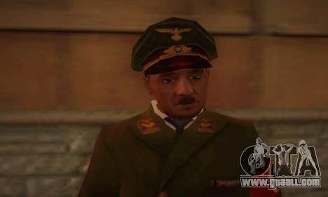 Adolf Hitler for GTA San Andreas third screenshot