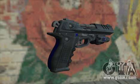 Strader MK VII FEAR3 for GTA San Andreas second screenshot