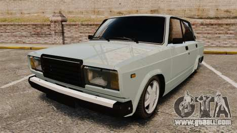 Vaz-2107 (LADA 2107) for GTA 4