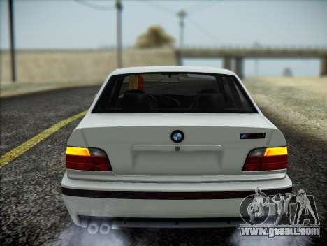 BMW M3 E36 for GTA San Andreas side view