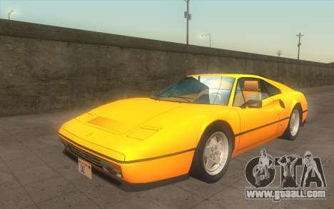 Ferrari 328 GTB for GTA San Andreas