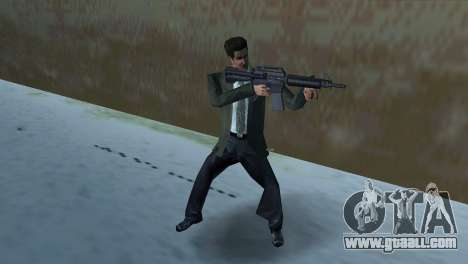 Retekstur weapons for GTA Vice City