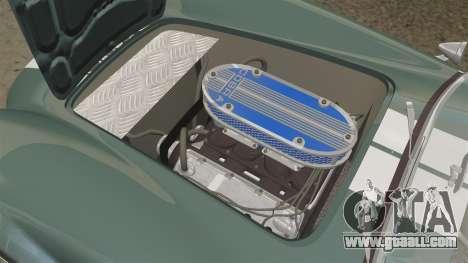 Shelby Cobra 427 SC 1965 for GTA 4 side view