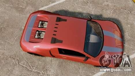 GTA V Truffade Adder [EPM] for GTA 4 right view