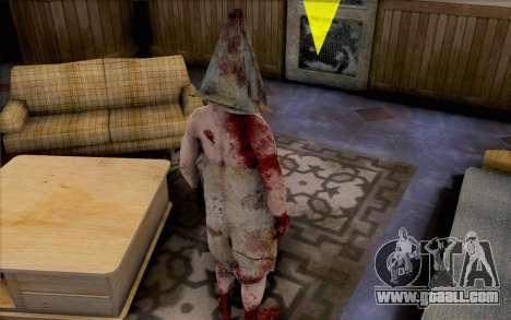 Piramidhèd for GTA San Andreas third screenshot