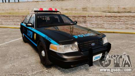 Ford Crown Victoria 1999 LCPD for GTA 4
