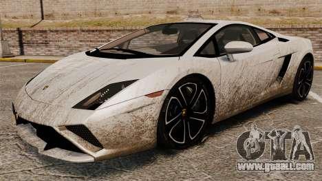 Lamborghini Gallardo 2013 v2.0 for GTA 4 side view