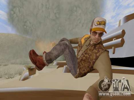 Trevor Phillips for GTA San Andreas ninth screenshot