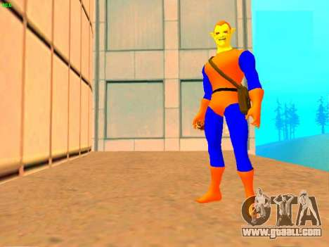 Hobgoblin of comics for GTA San Andreas third screenshot