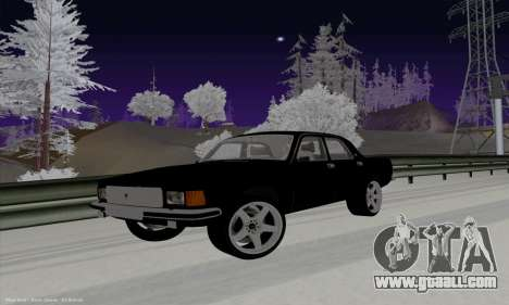 GAZ 3102 Volga for GTA San Andreas