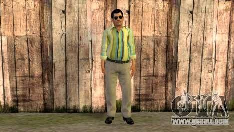 Joe Barbaro for GTA San Andreas