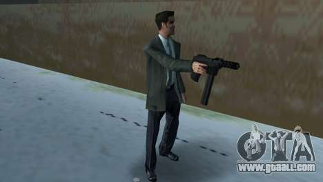 Retekstur weapons for GTA Vice City forth screenshot