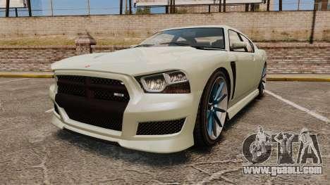 GTA V Bravado Buffalo STD8 v2.0 for GTA 4
