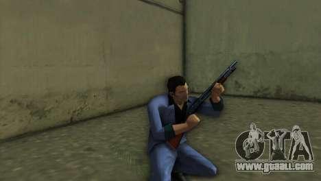 Riot Gun 1897 for GTA Vice City forth screenshot