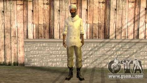 Usam Ben Laden for GTA San Andreas