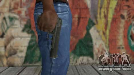 TT Pistol for GTA San Andreas second screenshot