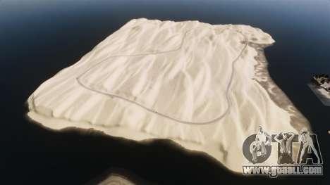 Location Of Desert Highway for GTA 4