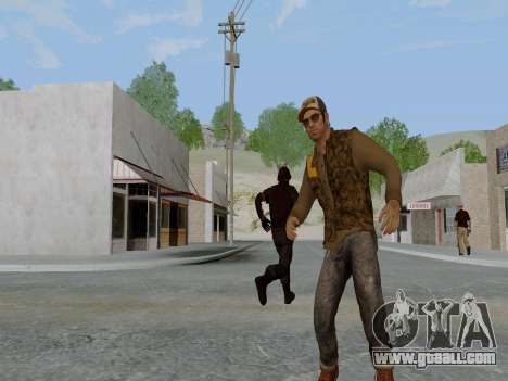Trevor Phillips for GTA San Andreas forth screenshot
