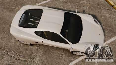 Turismo Sport for GTA 4 right view