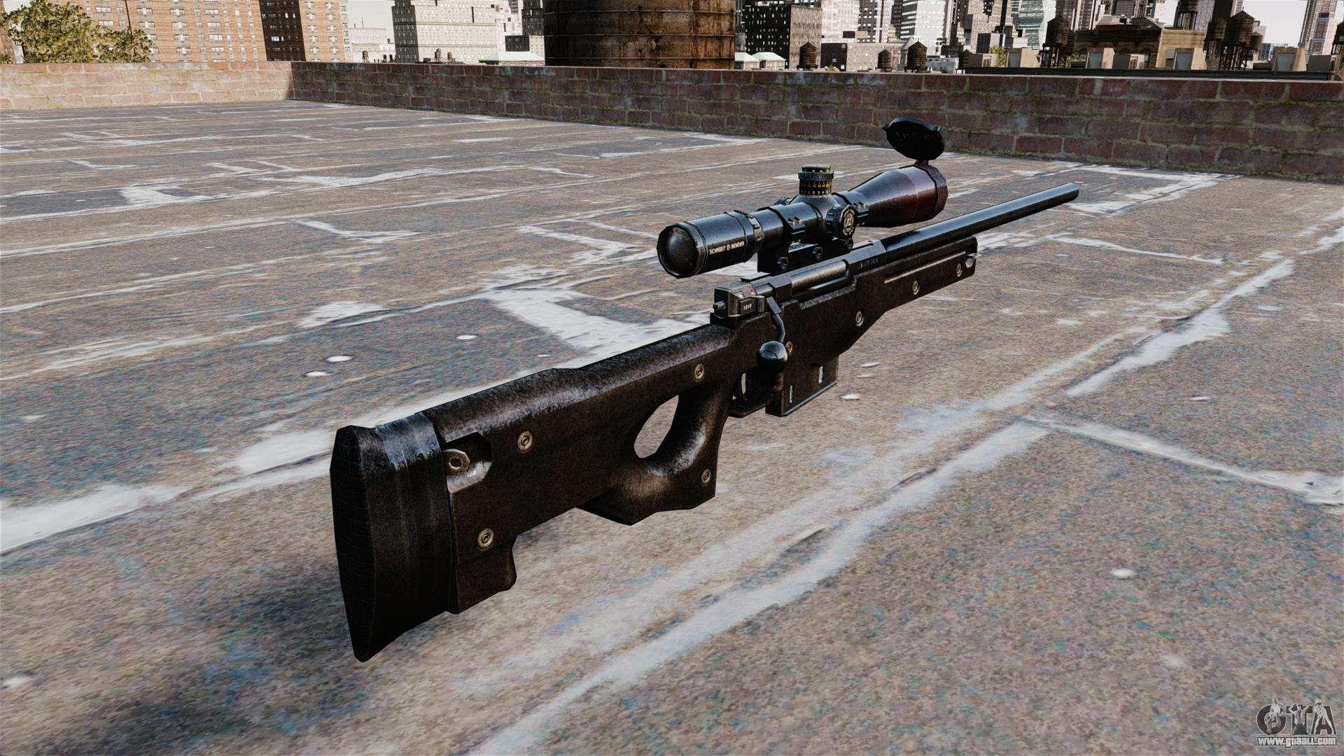 magnum sniper rifle - HD1920×1080