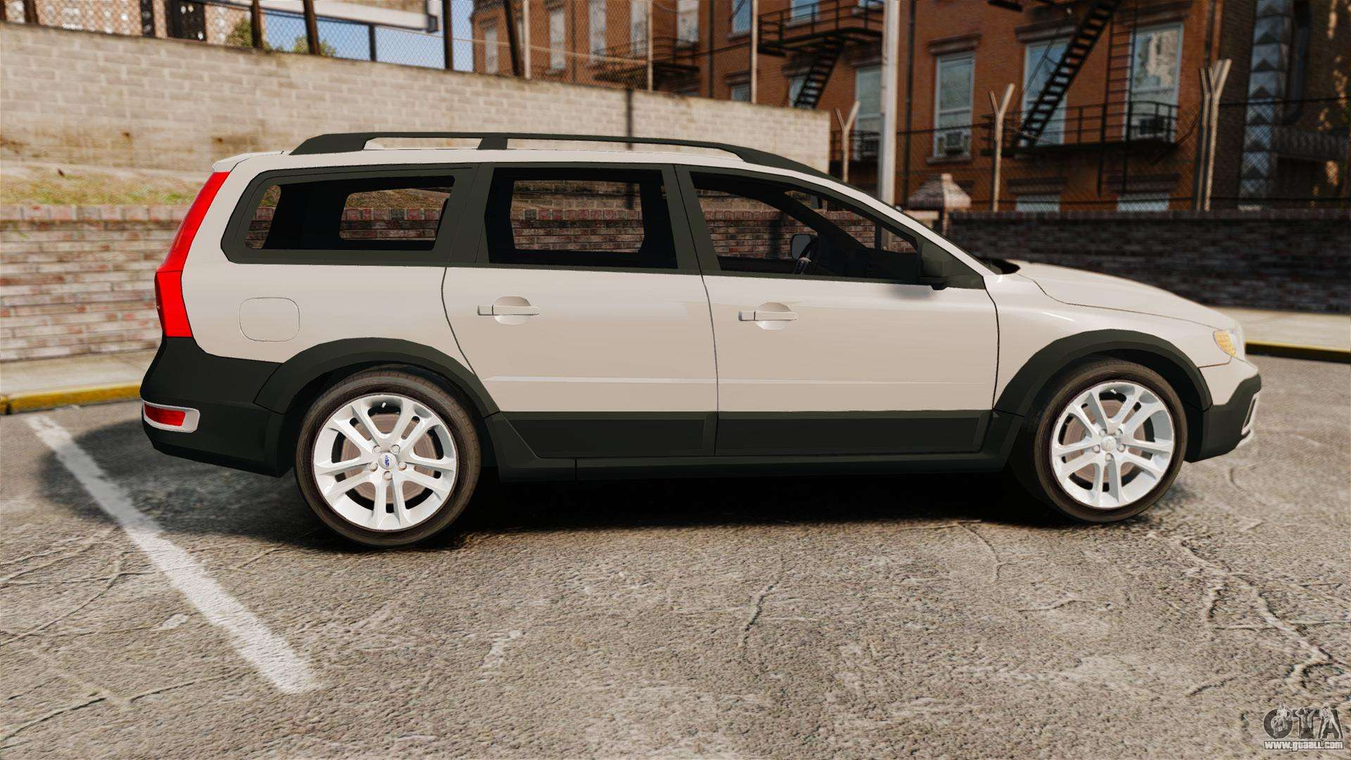 volvo xc70 stock for gta 4. Black Bedroom Furniture Sets. Home Design Ideas