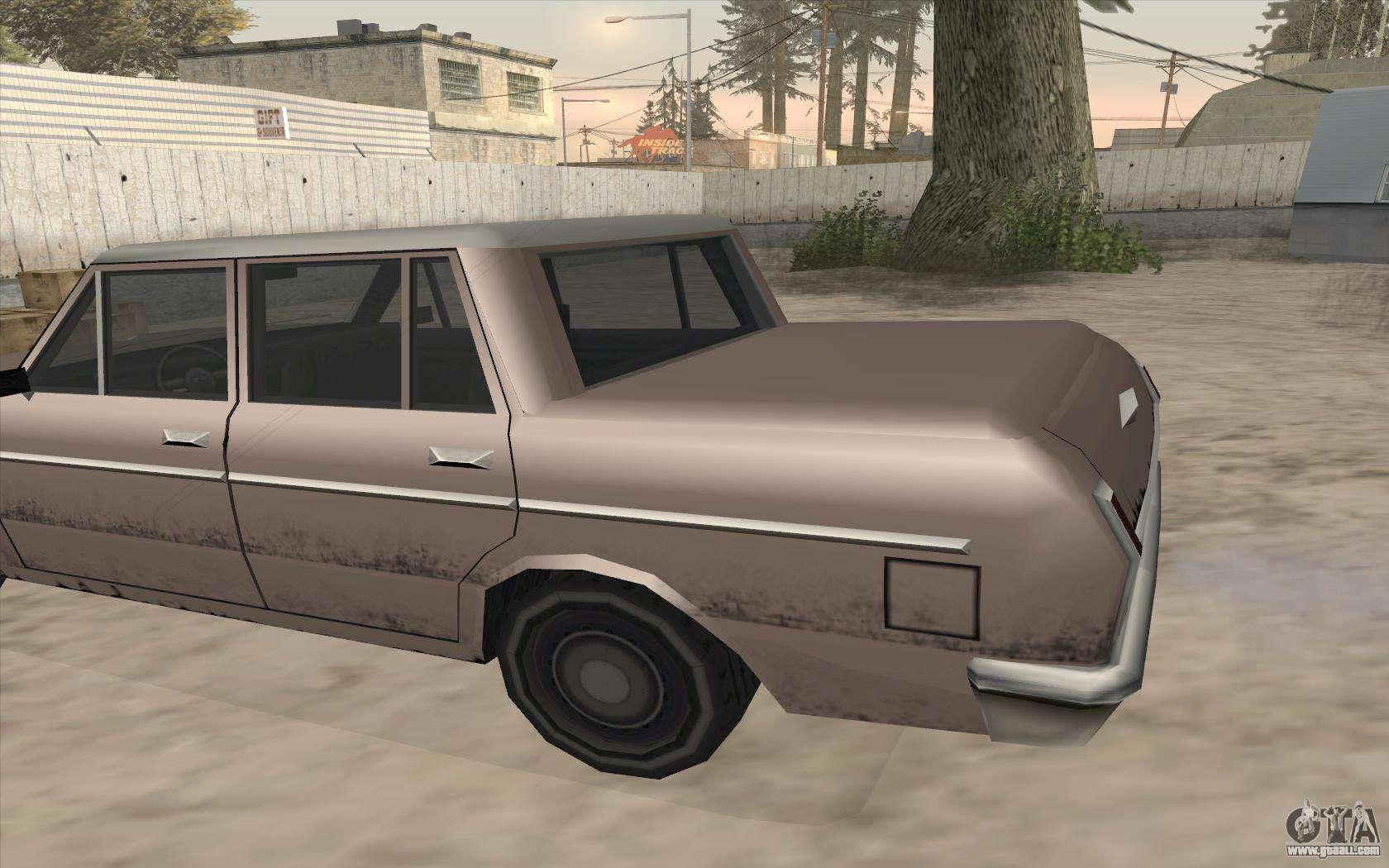 Perennial Sedan For Gta San Andreas