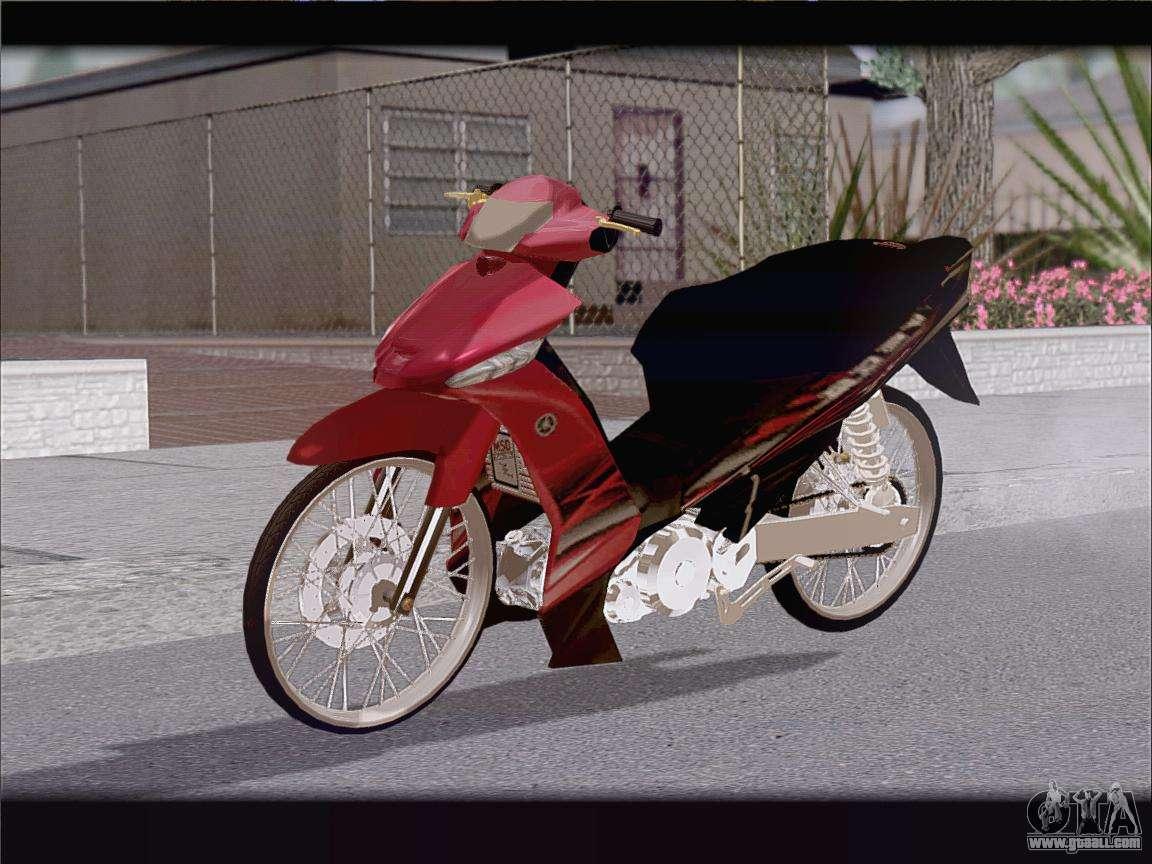 Download mod GTA Sa - Motor Yamaha Vega ZR