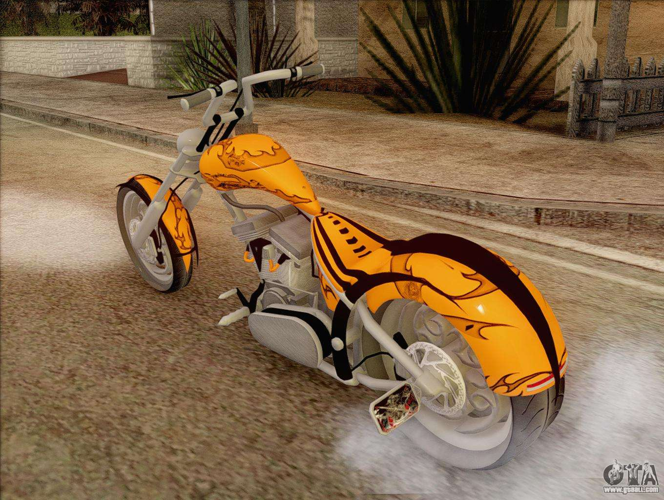 Chopper Bikes In Gta 5 Chopper Motorcycle for GTA