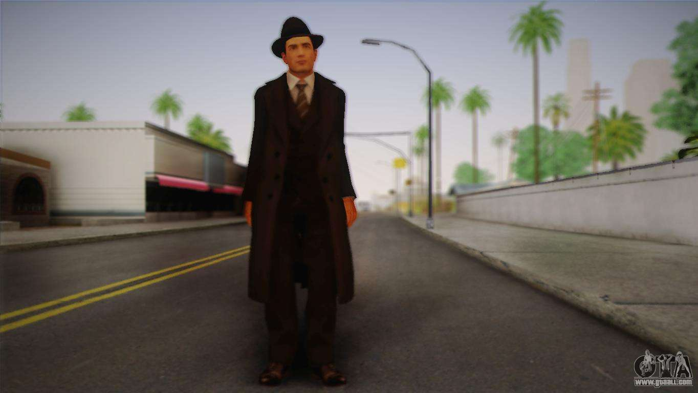 Vito Scaletta For Gta San Andreas