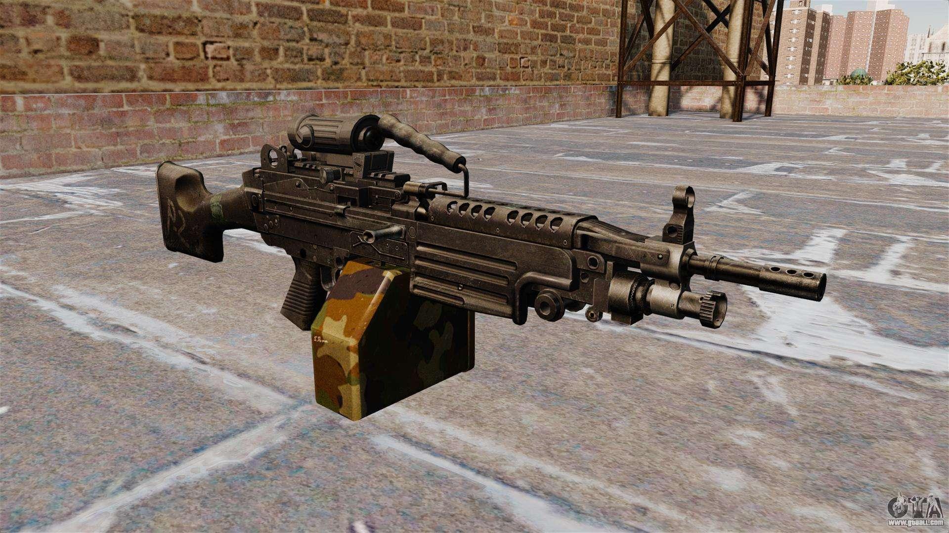 airsoft light machine guns