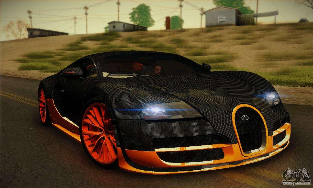 bugatti veyron super sport world record edition for gta. Black Bedroom Furniture Sets. Home Design Ideas