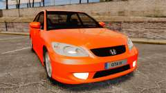Honda Civic VTEC for GTA 4