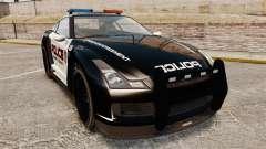 GTA V Police Elegy RH8