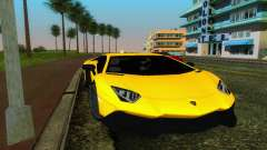 Lamborghini Aventador LP720-4 50th Anniversario for GTA Vice City