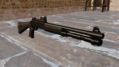 Semi-automatic shotgun the Benelli tactical