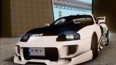 Toyota Supra Mk IV for GTA San Andreas